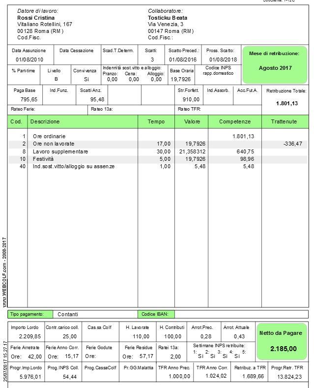 Informazioni Su Webcolf Webcolf